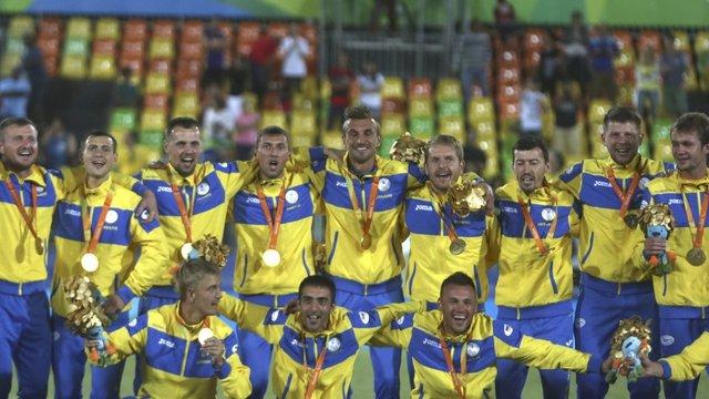 Україна здобула 117 медалей і посіла третє місце на Паралімпійських іграх-2016
