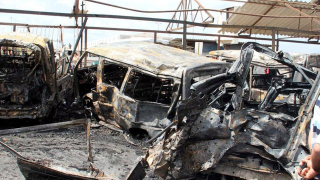 Сирійський уряд заявив, що літаки коаліції під проводом США розбомбили військову базу сил Асада