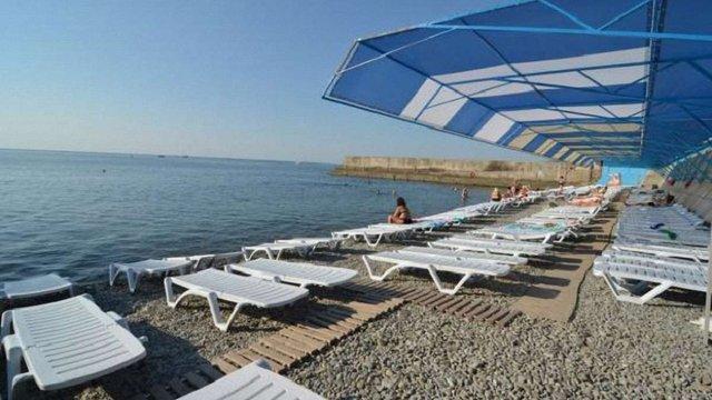 Окупанти нарахували в Криму 4,6 млн туристів