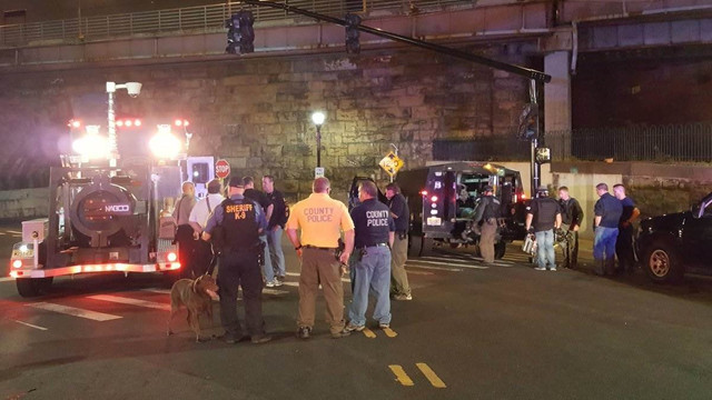 На залізничній станції в американському штаті Нью-Джерсі знайшли саморобні бомби
