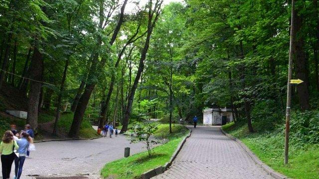 Реконструкція міського парку у Трускавці здорожчала майже у два рази