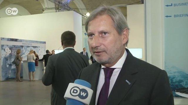 ЄС у жовтні скасує візи для України, - єврокомісар