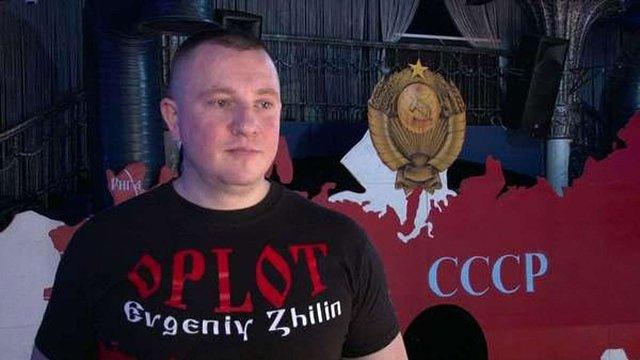 У ресторані під Москвою застрелили керівника «Оплоту» Євгена Жиліна