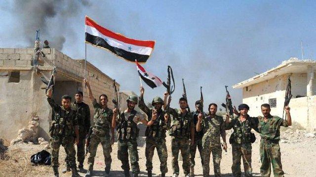 Сирійська армія оголосила про припинення перемир'я в Сирії