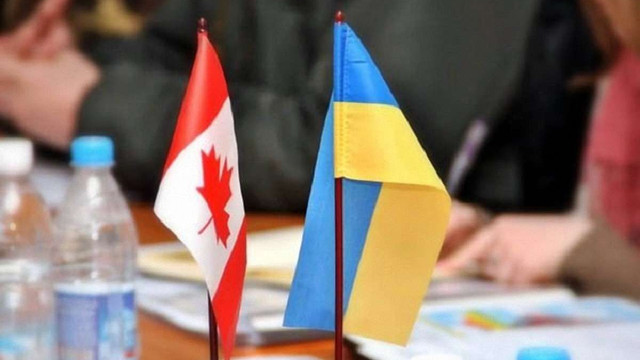 До парламенту Канади внесли для ратифікації угоду про вільну торгівлю з Україною