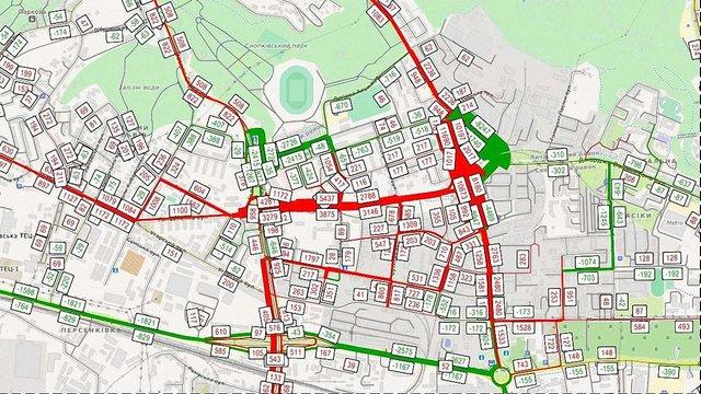 У Львові вперше змоделювали вплив будівництва житлового кварталу на рух транспорту