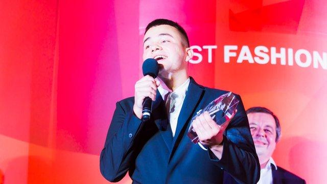 Дизайнер сукні Джамали на «Євробаченні» отримав нагороду