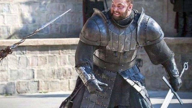 Актор серіалу «Гра престолів» відвідав Україну