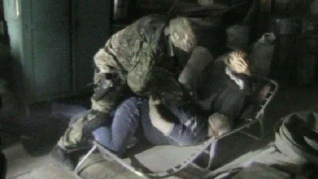 У Запорізькій області поліція звільнила викрадену дружину кримінального авторитета