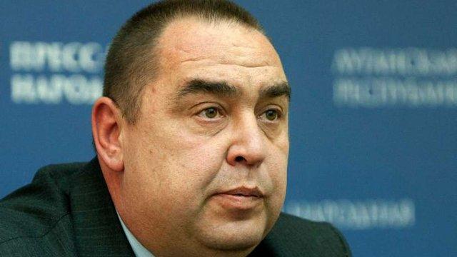 Ватажок «ЛНР» заявив про запобігання спробі перевороту в псевдореспубліках