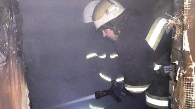 Через пожежу у багатоповерхівці на Пасічній у Львові евакуювали її мешканців