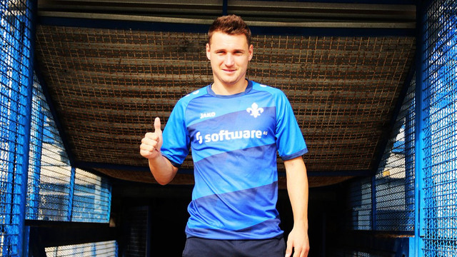 Українець Денис Олійник відзначився дебютним голом за «Дармштадт»