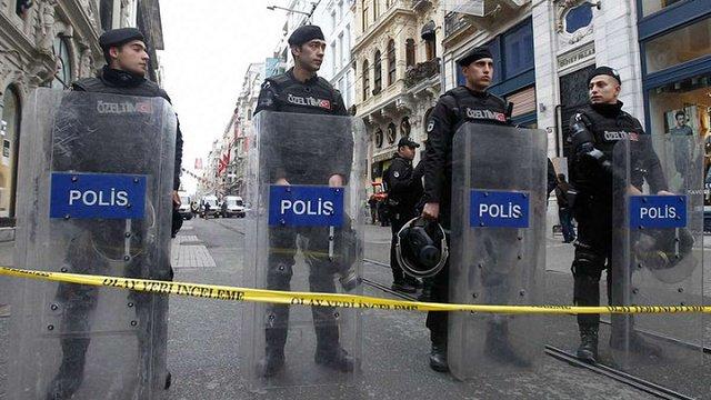 У столиці Туреччини невідомі напали на посольство Ізраїлю