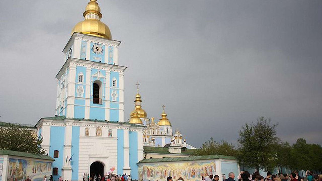 Церемонію відкриття «Євробачення-2017» проведуть на території Софійського собору