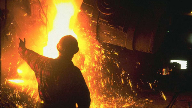 Україна поступилася місцем у десятці світових виробників сталі