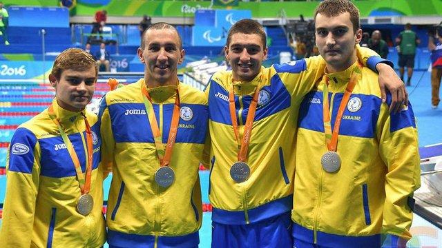 Українським призерам Паралімпіади-2016 виплатили призові