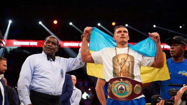 Олександр Усик може провести наступний бій в грудні у Києві