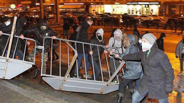 Суд в Києві засудив трьох активістів до умовних термінів за спробу зірвати концерт Ані Лорак