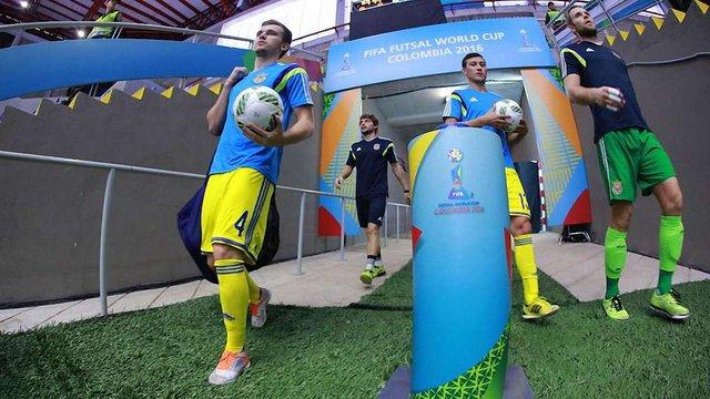 Збірна України з футзалу програла в 1/8 фіналу  чемпіонату світу