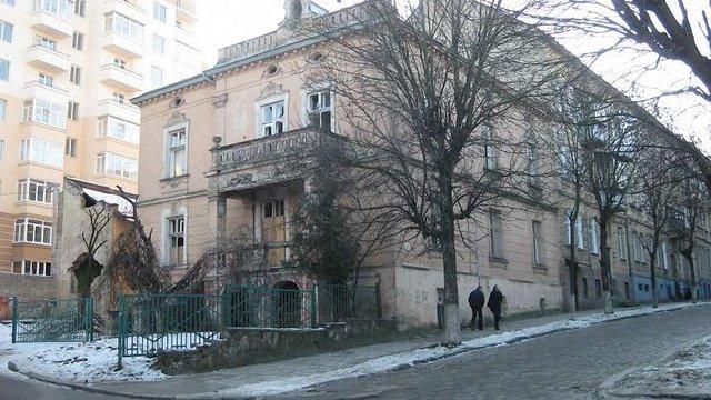 Палац ХІХ століття у Львові перетворять на готель