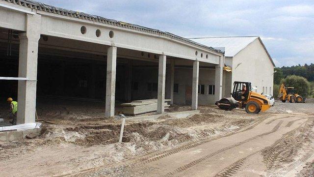 Данський виробник меблів будує на Львівщині новий цех