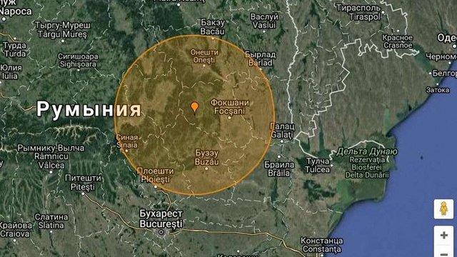 ДСНС зафіксувала в Одеській області землетрус силою у 3 - 4 бали
