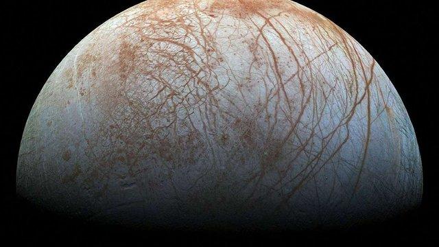 NASA анонсувало конференцію, на якій розкаже про ймовірні форми життя на супутнику Юпітера