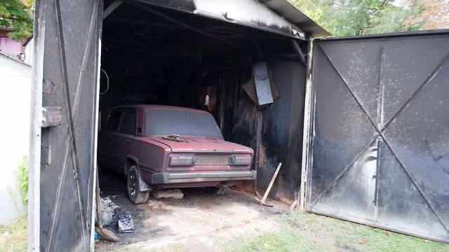На Дніпропетровщині активістові руху «Стоп корупції» спалили машину