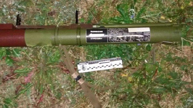 У Сваляві невідомі з гранатомета обстріляли ресторан