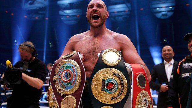 WBA може позбавити суперника Володимира Кличка чемпіонського титулу