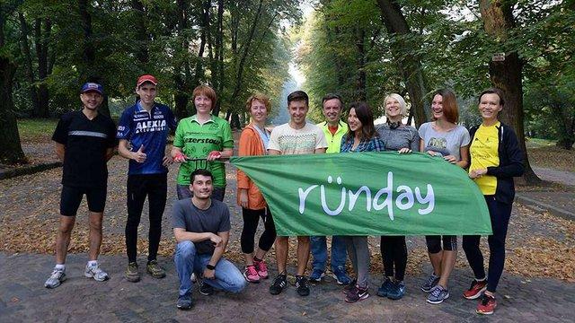 Львів'яни можуть онлайн знайти компанію для занять бігом