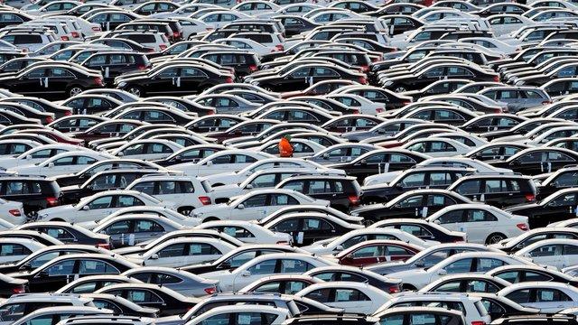 Імпорт легкових автомобілів в Україну зріс на 24%