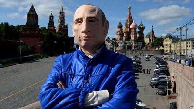 У Москві затримали активіста, який попросив притулок в Україні