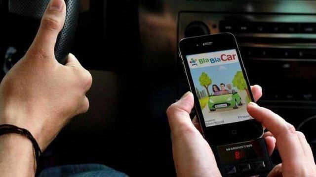 BlaBlaCar введе комісію за користування сервісом в Україні