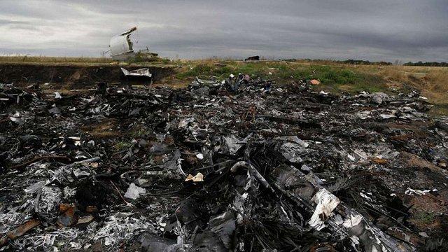 Слідчі підтвердили, що MH17 збив російський «Бук» з території, контрольованої бойовиками