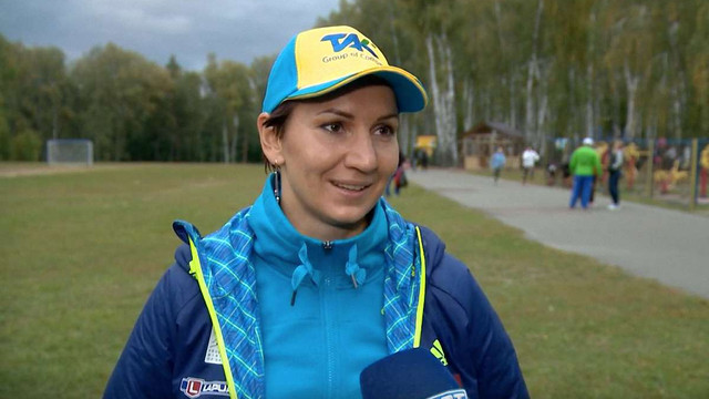 «Після чемпіонату України ще є над чим працювати», - Олена Підгрушна