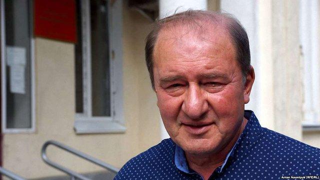 У Криму оштрафували Ільмі Умерова за участь у засіданні Меджлісу