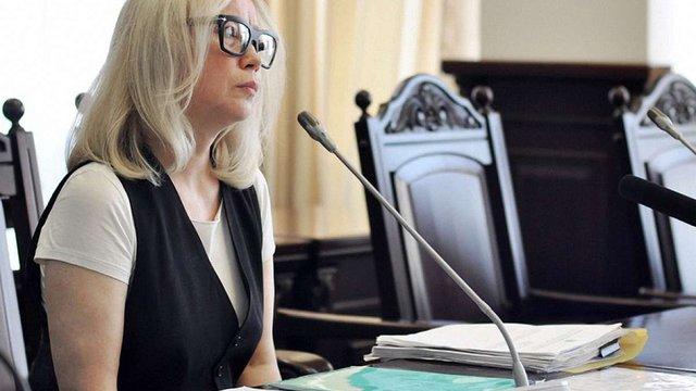 Рада звільнила суддю, яка відпустила з-під варти екс-командира «Беркута»