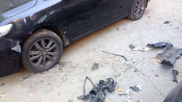 У Кропивницькому невідомі пошкодили автомобіль місцевого депутата