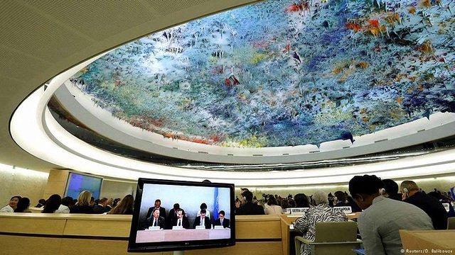 Рада з прав людини ООН засудила дії режиму Асада у Сирії