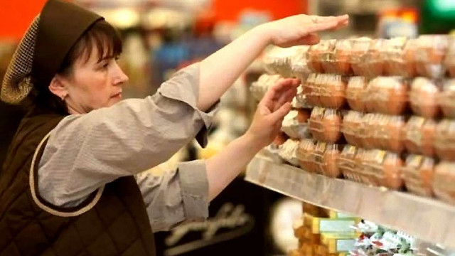 В Україні на три місяці скасували державне регулювання цін на продукти харчування