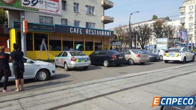 У центрі Києва сталася стрілянина: є поранені