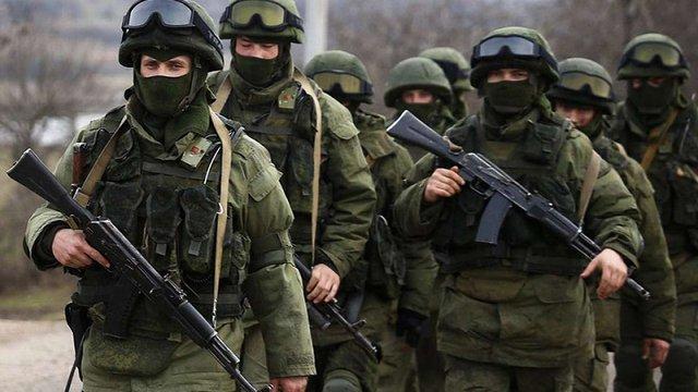 Військова прокуратура вперше назвала підрозділи російських військ, які анексували Крим