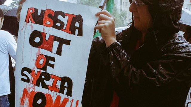 У світі тривають акції «День гніву» проти Росії і режиму Асада