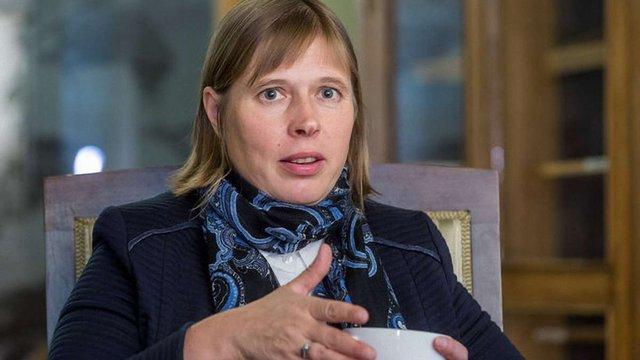 В Естонії зареєстрували єдину кандидатку на президентські вибори