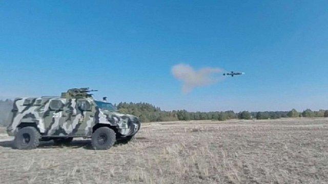 В Україні випробували нову високоточну систему бойового модуля «Сармат»