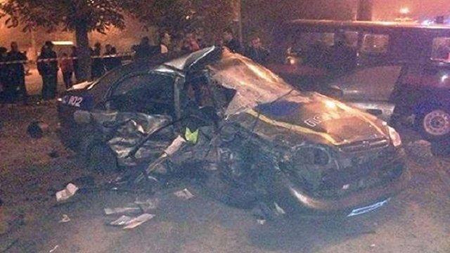На Київщині внаслідок ДТП загинули двоє поліцейських