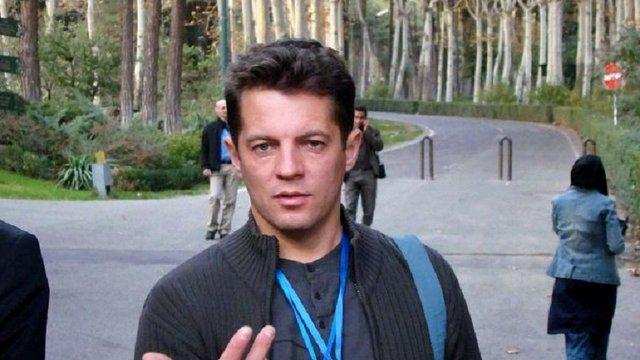 Московський суд арештував українського журналіста Романа Сущенка