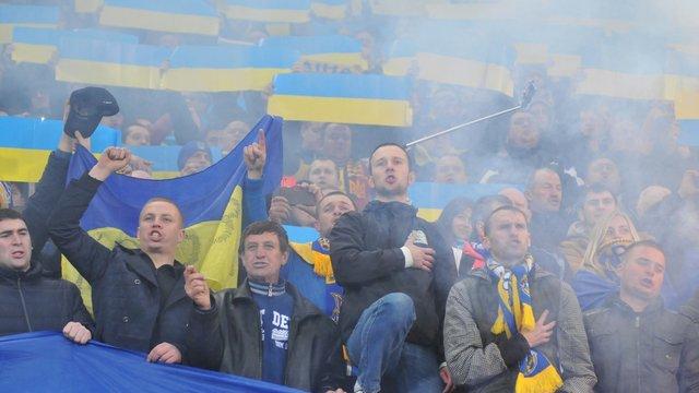 Польща обмежила кількість українців на матчі Україна - Косово через можливі сутички фанатів