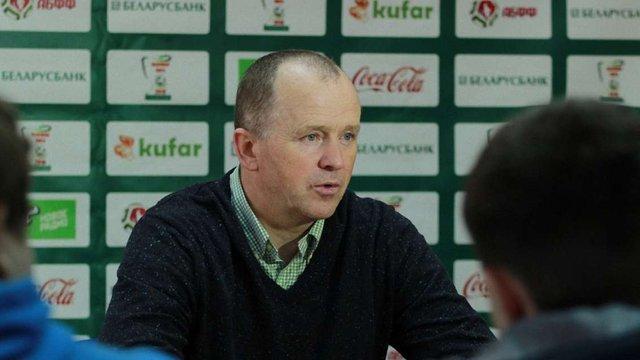 Гендиректор «Карпат» хотів би бачити білоруського тренера на чолі команди